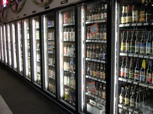 Massive Beer Selection Including Our Local Micro-Brews…